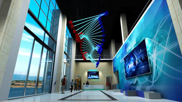 科技馆设计-浅析现代科技馆的展示设计